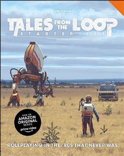 TALES FROM THE LOOP -  STARTER SET (ENGLISH)