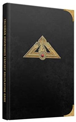 TALISMAN ADVENTURES -  CORE RULEBOOK - LIMITED EDITION (ENGLISH)
