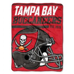 TAMPA BAY BUCCANEERS -  SUPER SOFT THROW (46