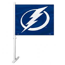 TAMPA BAY LIGHTNING -  CAR FLAG