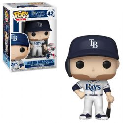 TAMPA BAY RAYS -  POP! VINYL FIGURE OF AUSTIN MEADOWS #17 (4 INCH) 42