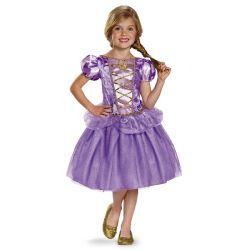 TANGLED -  RAPUNZEL COSTUME (CHILD) -  DISNEY'S PRINCESSES