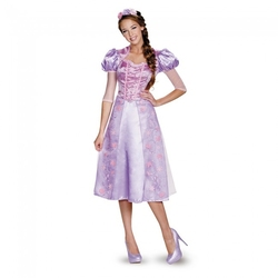 TANGLED -  RAPUNZEL DELUXE COSTUME (ADULT) -  DISNEY'S PRINCESSES