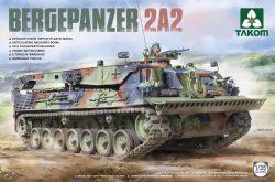 TANK -  BERGEPANZER 2A2 - 1/35
