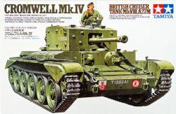 TANK -  BRITISH CROMWELL MK IV 1/35 (CHALLENGING)