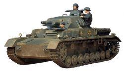 TANK -  GERMAN PANZER KAMPFWAGEN IV TYPE D 1/35 (CHALLENGING)