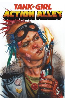 TANK GIRL -  ACTION ALLEY TP 01