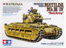 TANK -  INFANTRY TANK MATILDA MK.III/IV RED ARMY 1/35