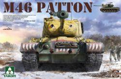 TANK -  M46 PATTON - 1/35