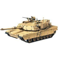 TANK -  U.S. MAIN BATTLE TANK M1A2 ABRAMS 1/48 (CHALLENGING)