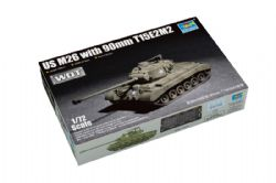 TANK -  US M26 WITH 90MM T15E2M2 1/72 (MODERATE)
