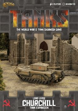 TANKS -  CHURCHILL - TANK EXPANSION (ENGLISH)