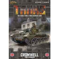 TANKS -  CROMWELL - TANK EXPANSION (ENGLISH)