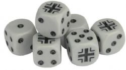TANKS -  GERMAN DICE