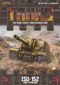 TANKS -  ISU-152 - TANK EXPANSION (ENGLISH)