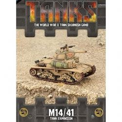 TANKS -  ITALIAN M14/41 - TANK EXPANSION (ENGLISH)