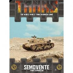 TANKS -  ITALIAN SEMOVENTE - TANK EXPANSION (ENGLISH)