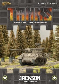 TANKS -  JACKSON - TANK EXPANSION (ENGLISH)