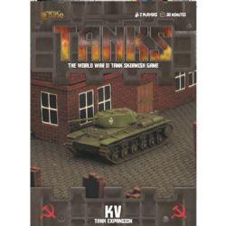 TANKS -  KV - TANK EXPANSION (ENGLISH)