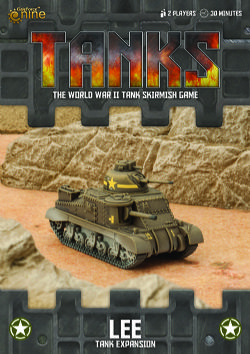 TANKS -  LEE - TANK EXPANSION (ENGLISH)