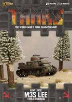 TANKS -  M3S LEE - TANK EXPANSION (ENGLISH)