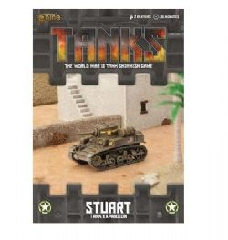 TANKS -  STUART - TANK EXPANSION (ENGLISH)