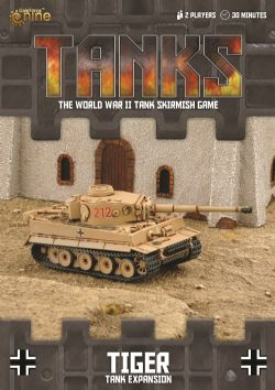 TANKS -  TIGER - TANK EXPANSION (ENGLISH)