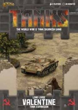 TANKS -  VALENTINE - TANK EXPANSION (ENGLISH)