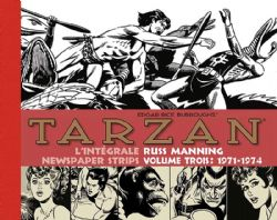 TARZAN -  INTÉGRALE -03- 1971-1974 -  NEWSPAPER STRIPS