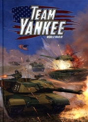 TEAM YANKEE -  TEAM YABKEE RULE BOOK - WORLD WAR III (ENGLISH)