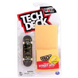 TECH DECK -  BAKER SKATEBOARDS -  STREET HITS