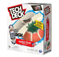 TECH DECK -  BUILD-A-PARK : WORLD TOUR
