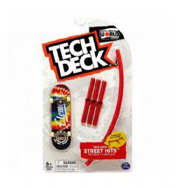 TECH DECK -  ELEMENT -  STREET HITS