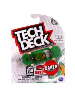 TECH DECK -  FINGER SKATE (4