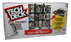 TECH DECK -  PLAY AND DISPLAY
