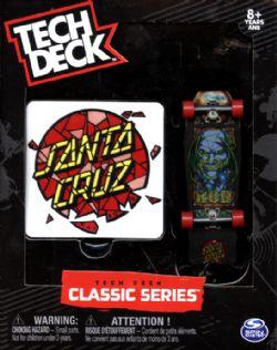 TECH DECK -  SANTA CRUZ 1 -  CLASSIC SERIES