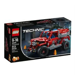 TECHNIC -  FIRST RESPONDER 42075