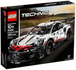 TECHNIC -  PORSCHE 911 RSR (1580 PIECES) 42096