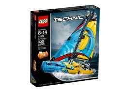 TECHNIC -  RACING YACHT (330 PIECES) 42074