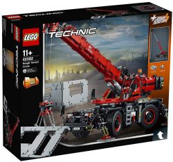 TECHNIC -  ROUGH TERRAIN CRANE (4057 PIECES) 42082