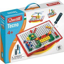 TECNO -  3D ACTIVITY SET (80 PIECES)