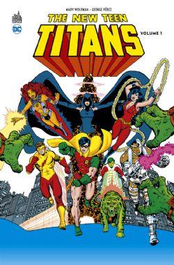 TEEN TITANS -  INTEGRALE -  NEW TEEN TITANS 01