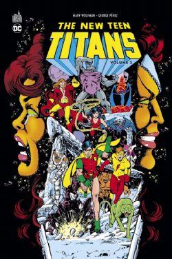 TEEN TITANS -  INTEGRALE -  NEW TEEN TITANS 02