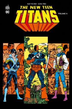 TEEN TITANS -  INTEGRALE -  NEW TEEN TITANS 04
