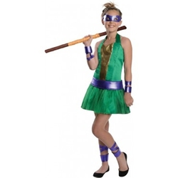 TEENAGE MUTANT NINJA TURTLES -  DONATELLO COSTUME (TEEN)