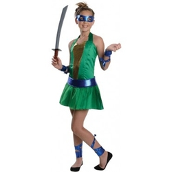 TEENAGE MUTANT NINJA TURTLES -  LEONARDO COSTUME (TEEN)