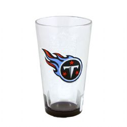 TENNESSEE TITANS -  EMBOSSED PINT 16OZ