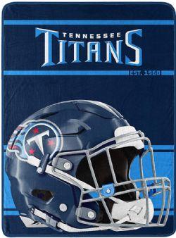 TENNESSEE TITANS -  SUPER SOFT THROW (46