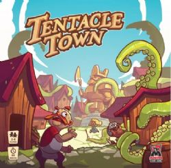 TENTACLE TOWN -  BASE GAME (ENGLISH)