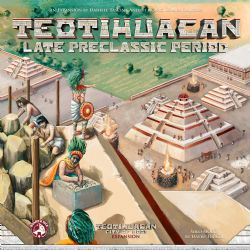 TEOTIHUACAN -  LATE PRECLASSIC PERIOD (ENGLISH)